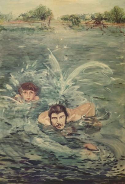 1976-08-zwemmers