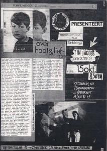 """Force Mental, 2 September, """"Concerning hate & love"""" images"""