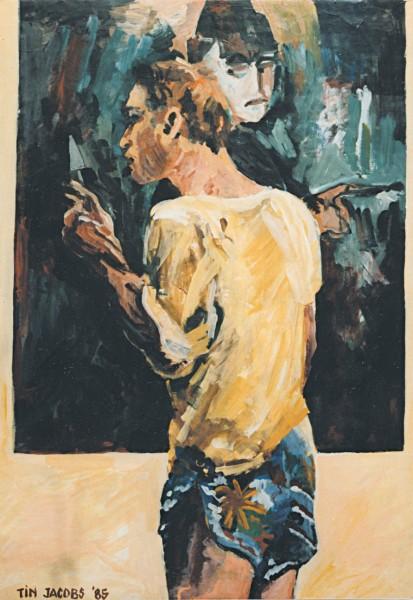 1985-10-Een-schilder