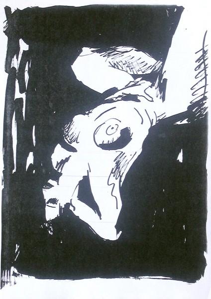1986-schetsliggend-naakt
